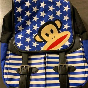 Paul Frank Stars and Stripes Backpack